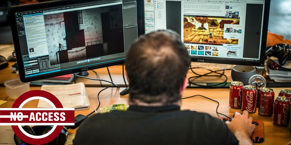 A Fishing Cactus, l'équipe tente par tous les moyens de faire crasher les jeux vidéo - La Libre