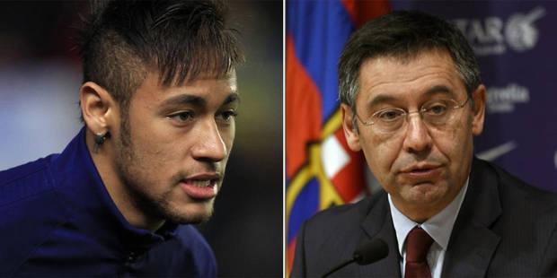 Affaire Neymar: deux ans de prison requis contre le président du Barça - La Libre