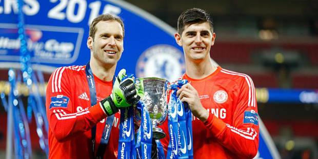 Le rival de Courtois à Chelsea veut quitter le club - La Libre