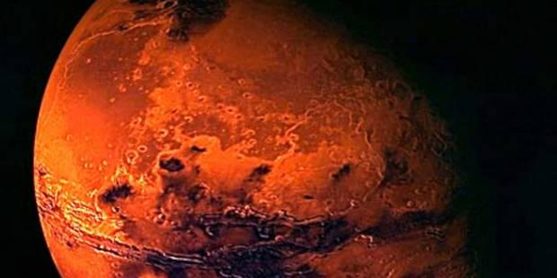 """Le robot Opportunity a réussi le premier """"marathon extraterrestre"""" sur Mars - La Libre"""