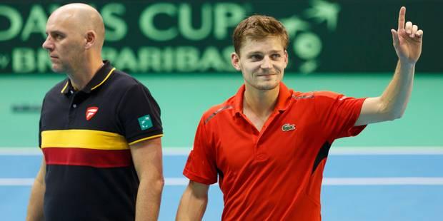 Le quart de finale de Coupe Davis Belgique - Canada se jouera à Middelkerke - La Libre