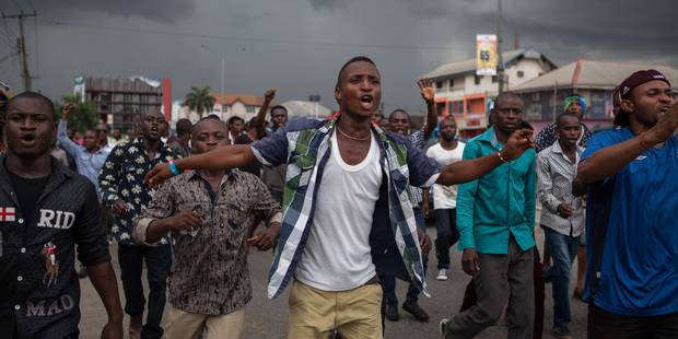 Nigeria: des milliers d'opposants dénoncent des fraudes électorales - La Libre