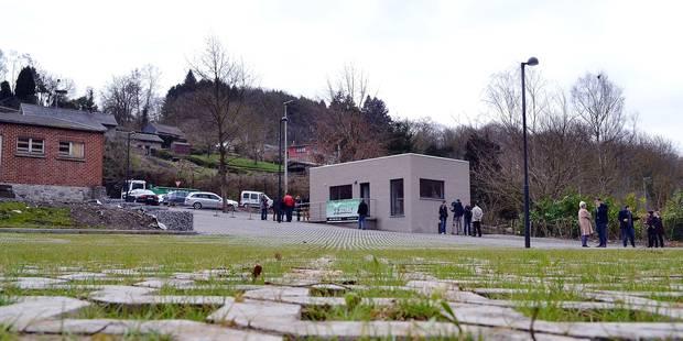 Namur: une aire confortable pour les gens du voyage - La Libre