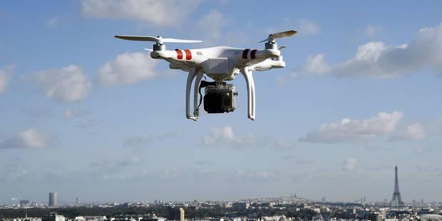 Les drones, nouvelles coqueluches des médias - La Libre