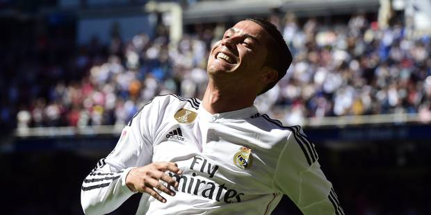 Le Real grâce au quintuplé de Ronaldo atomise Grenade (9-1) - La Libre