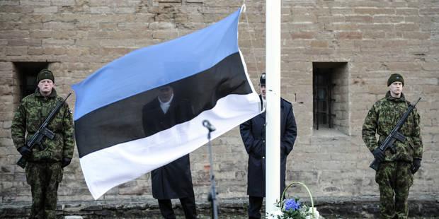 L'Estonie, préoccupée par la politique russe, se dote d'un gouvernement pro-occidental - La Libre