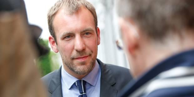 Melchior Wathelet emporté par le dossier sur le survol de Bruxelles - La Libre