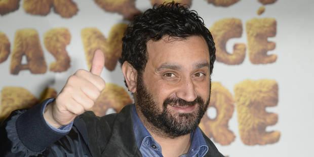 Cyril Hanouna offre son salaire aux téléspectateurs contre des tweets - La Libre