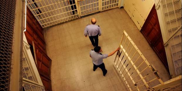 60% des détenus étrangers n'ont pas de titre de séjour - La Libre