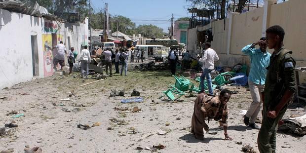 Explosion d'un véhicule piégé à l'entrée d'une base de l'ONU en Somalie - La Libre