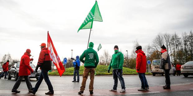 Printemps social: le point sur les grèves prévues ce mercredi - La Libre