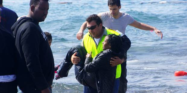 """Naufrage de migrants: pour Jambon, """"il faut veiller à ce qu'ils ne montent pas dans ces bateaux"""" - La Libre"""