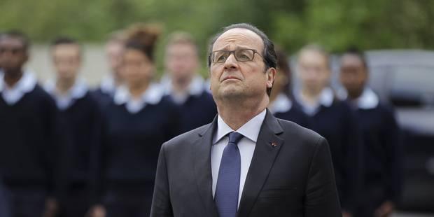 France: Hollande perd (encore) son combat contre le chômage - La Libre