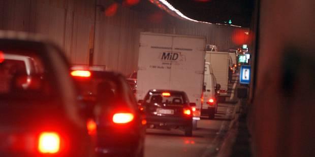 Bruxelles: pas de radar-tronçon dans le tunnel Léopold II avant 2016 - La Libre