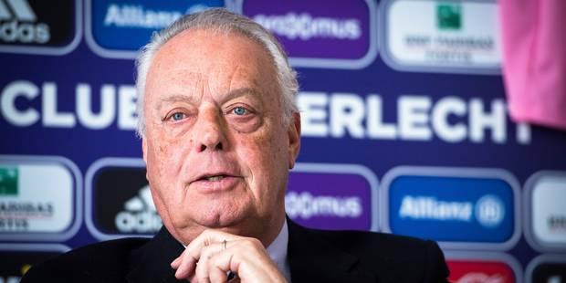 Roger Vanden Stock nouveau président de la Pro League - La Libre