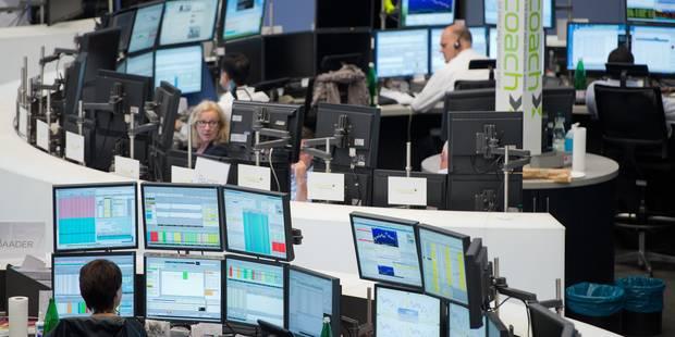 La bourse s'est envolée, mais faut-il prendre ses bénéfices ? - La Libre