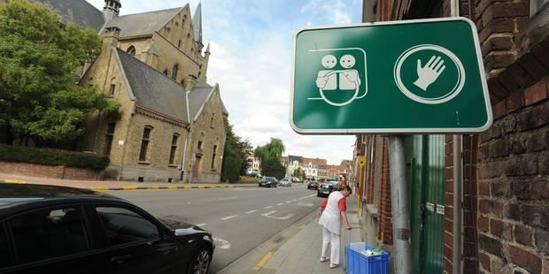 Cinq nouveaux parkings de covoiturage à la rentrée 2015 en Wallonie - La Libre