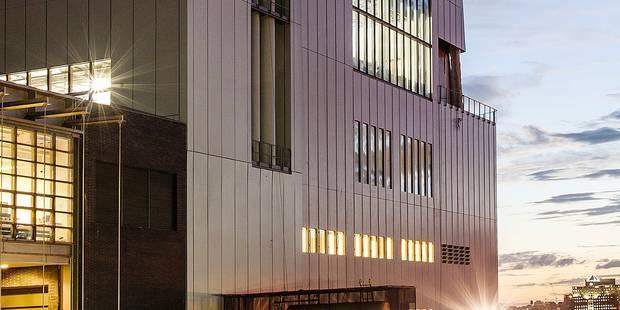 Le Whitney Museum, porte-flambeau de l'art américain - La Libre