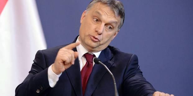 Hongrie : Viktor Orbán, à droite toute! - La Libre