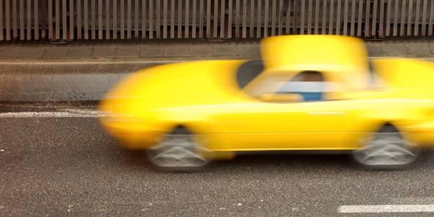 Les gros excès de vitesse ne seraient pas assez punis - La Libre