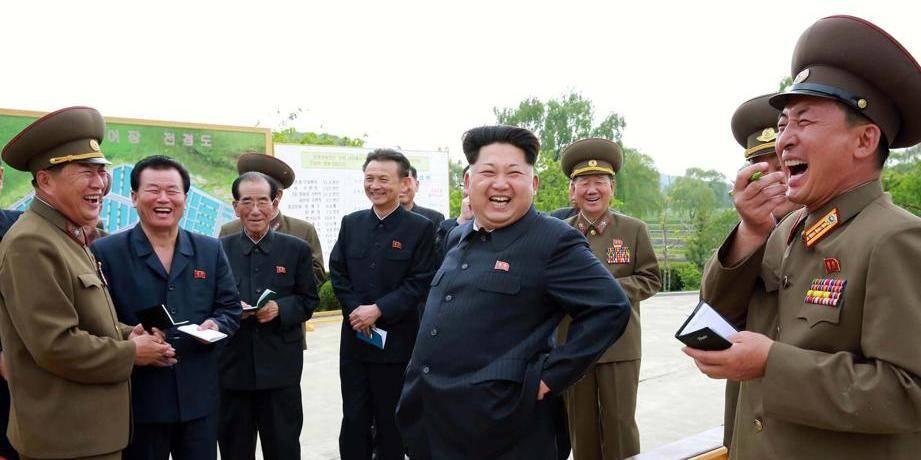 Si l'on pouvait rire de la Corée du Nord... - La Libre