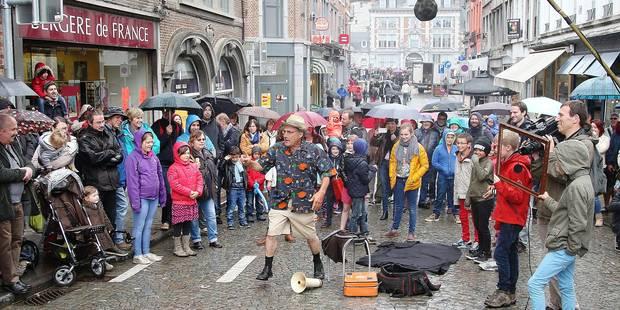 Festival des arts furieux : l'heure est au bilan à Namur - La Libre