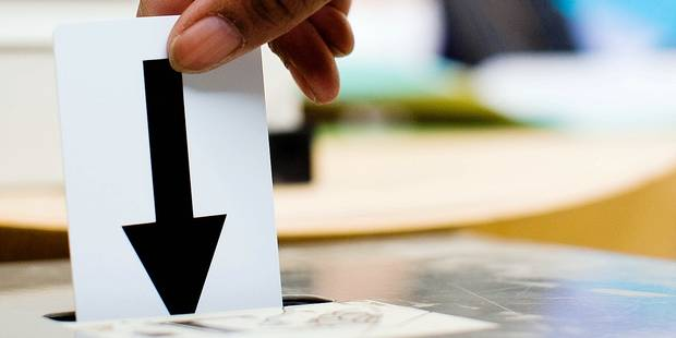 Les Wallons ne voteront plus électroniquement - La Libre