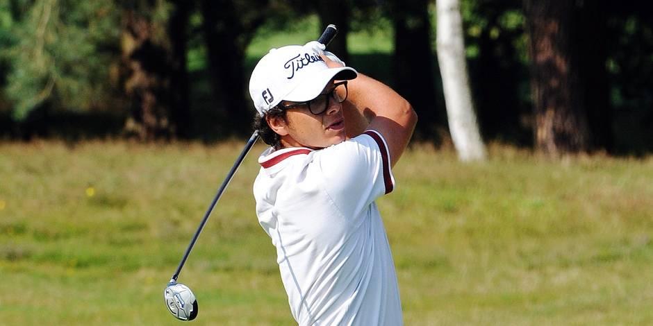 Golf: Hesbois en quête d'exploit - La Libre