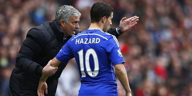 "Hazard remporte le prestigieux trophée de ""Player of the Season"" - La Libre"