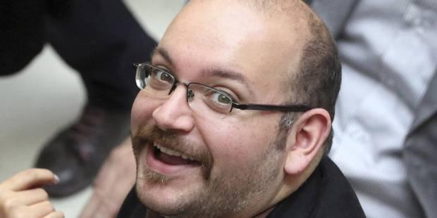 Début en Iran du procès du correspondant du Washington Post pour espionnage - La Libre