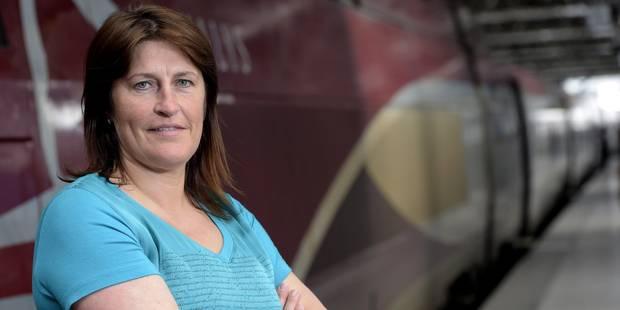 Grève à la SNCB: Jacqueline Galant condamne l'action et mise sur la concertation - La Libre