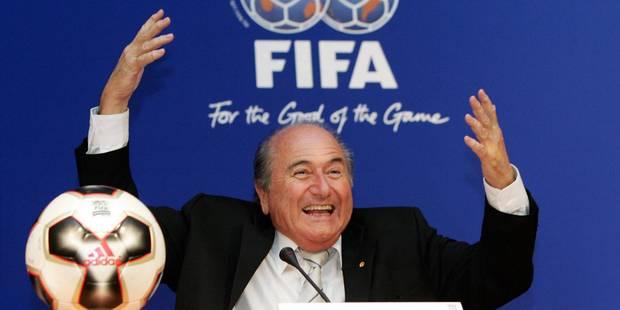 """Fifa: les Américains dénoncent """"la coupe du monde de la fraude"""" - La Libre"""