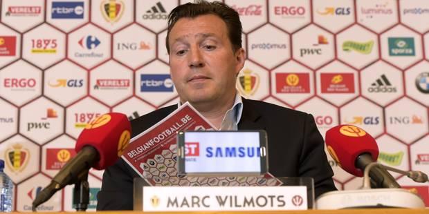 Wilmots bientôt à Schalke? Le coach laisse planer le doute - La Libre