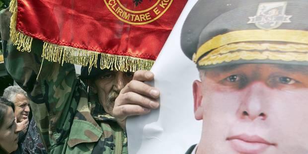 Onze anciens de l'UÇK jugés coupables de crimes de guerre au Kosovo - La Libre