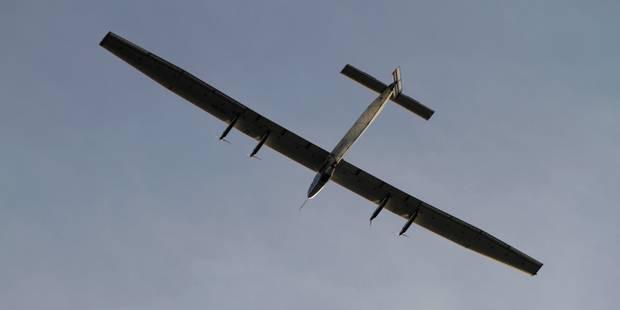 Solar Impulse a décollé pour sa longue traversée du Pacifique - La Libre