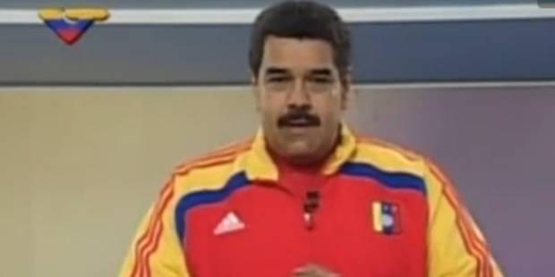 """Le président de la FIFA devrait être Maradona"" - La Libre"