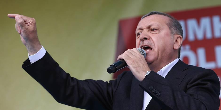 Édito: scrutin test pour le sultan d'Istanbul - La Libre