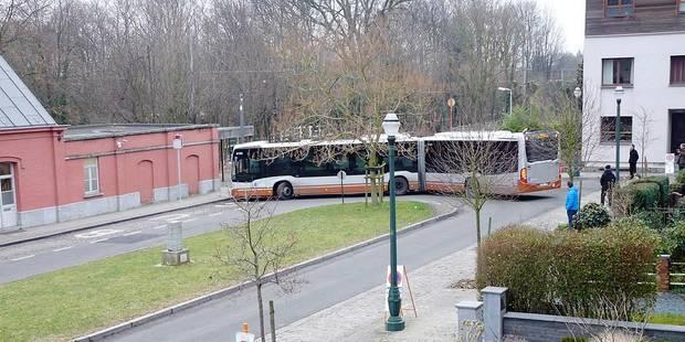 Uccle: un bus 48 à recadrer d'urgence - La Libre