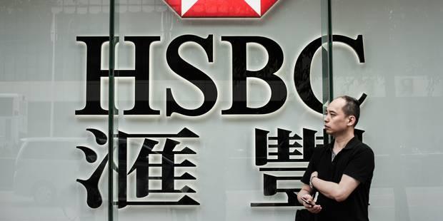 HSBC taille dans le vif et va réduire ses effectifs de presque 50.000 personnes - La Libre