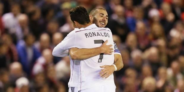 Découvrez les 10 plus beaux buts de la Ligue des Champions (VIDÉO) - La Libre