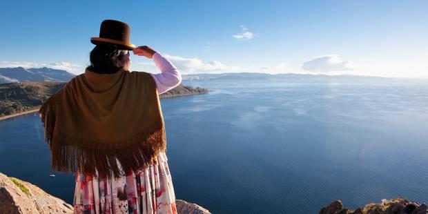Le lac Titicaca menacé par la pollution - La Libre