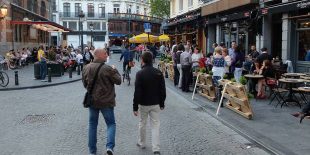 Les patrouilles Hypnos sont à nouveau dans les rues - La Libre