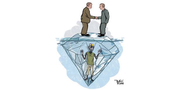La traçabilité des minerais à l'épreuve des réalités - La Libre