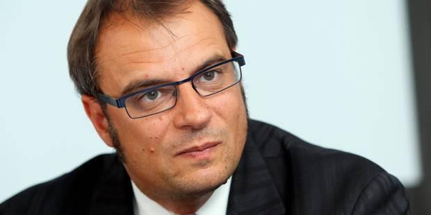 Fabrice Grosfilley quitte Télé Bruxelles pour la RTBF - La Libre