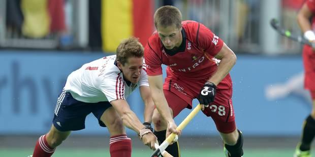 World League Hockey: la Belgique partage avec la Grande-Bretagne (2-2) - La Libre