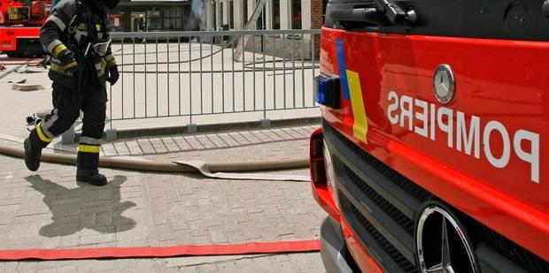 Cinq morts dans l'incendie d'une habitation à Marchienne-au-Pont - La Libre
