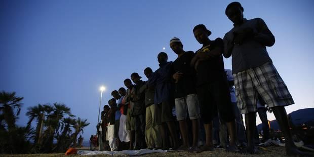 Asile: pas d'accord sur les quotas obligatoires pour aider l'Italie et la Grèce - La Libre