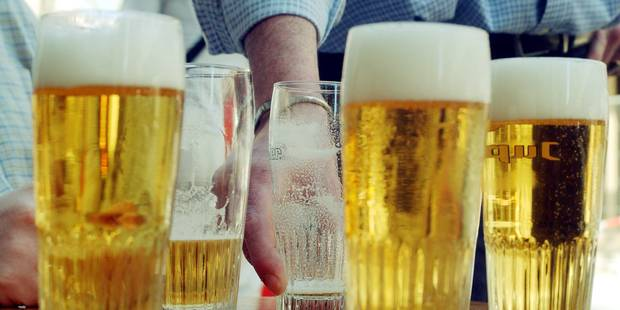 Voici le montant que dépensent les Belges en bières par an - La Libre