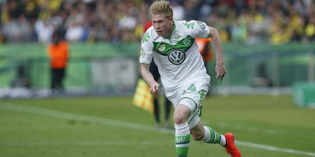 "Kevin De Bruyne devrait ""rester à Wolfsburg"" - La Libre"