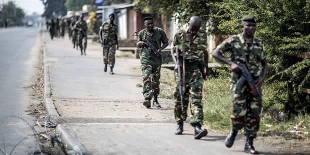Burundi: au moins six tués par balle, les résultats des élections toujours attendus - La Libre